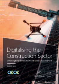 Digitalising the Construction Sector